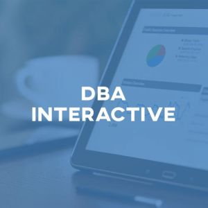 Visuel DBA Interactive