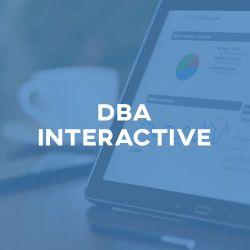 Visuel DBA Interactive